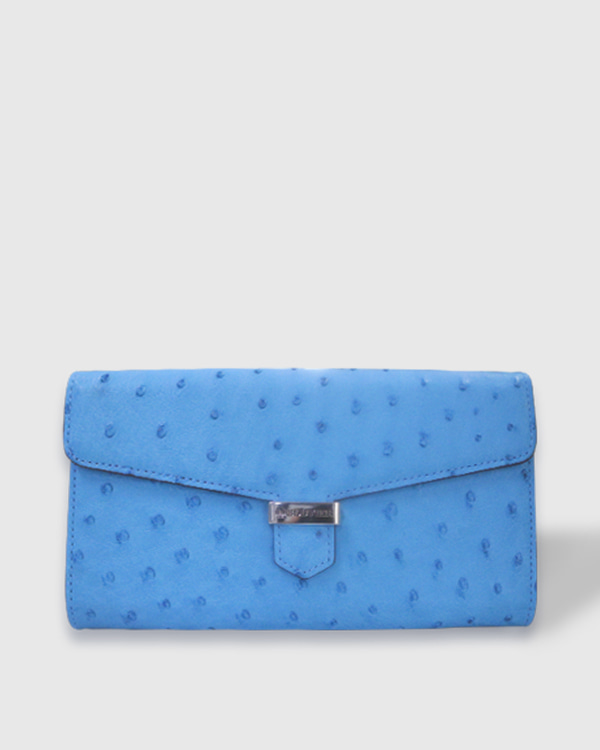 타조 Alice Wallet BLUE